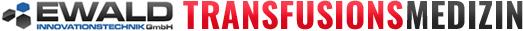 Logo Ewald Transfusionsmedizin