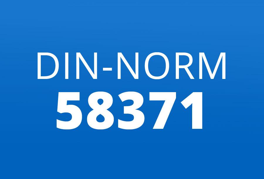DIN 58371