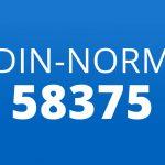 Definition DIN 58375