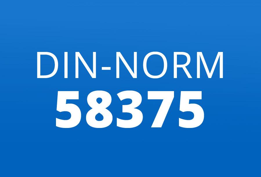 DIN 58375